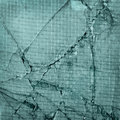 Broken Glass,background Of Cracked Window With Wir Royalty Free Stock Photo - 23074405