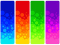 Color Banners Stock Photo - 23158170