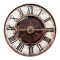 Old Antique Clock Stock Image - 23191081