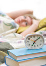 I Hate Alarm Clocks Stock Image - 2323811