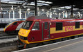 Electric Trains At London Euston Station Stock Image - 23204771