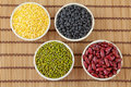 Group Of Beans Stock Images - 23234584