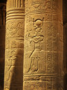 Aswan, Egypt: Temple Of Isis At Philae Island Royalty Free Stock Photos - 23251208