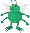 Green Bug Royalty Free Stock Photography - 23298157
