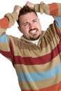 Frustrated Man Royalty Free Stock Images - 2333549