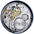 Mechanism Of Mechanical Watch Royalty Free Stock Images - 23305849