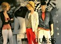 Guess Fashion Store In Italy Stock Photo - 23309130