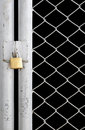 Chain Link Fence Royalty Free Stock Photos - 23316718