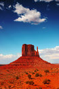 Monument Valley Royalty Free Stock Photo - 23316925