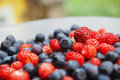 Fresh Colourful Berries Royalty Free Stock Photography - 23325967