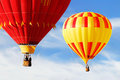 Hot Air Balloons Stock Photography - 23355712