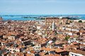 Venice Cityscape From Campanile Di San Marco Royalty Free Stock Photography - 23368887