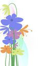 Floral Background Royalty Free Stock Images - 23376409