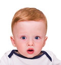 Surprised Kid Royalty Free Stock Photography - 23378887