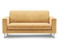Sofa Furniture  On White Background Royalty Free Stock Photography - 23381197