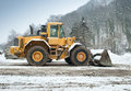 Snow Removal Vehicle Royalty Free Stock Photos - 23382208