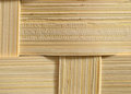 Wood Basket Weave Background Royalty Free Stock Photo - 23404675
