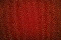 Texture Woolen Fabric Red Color Royalty Free Stock Photos - 23433678
