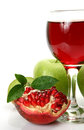 Ripe Fruit And Juice Stock Images - 23435644