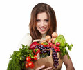 Vegetable Shopping Stock Photo - 23465900