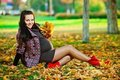 Pregnant Woman Royalty Free Stock Images - 23470329