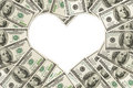 The Love Of Money Royalty Free Stock Photos - 23481628