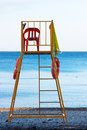 Lifeguard Chair Royalty Free Stock Images - 23485379