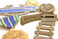 War Medals Royalty Free Stock Photo - 2356995