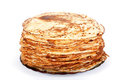 Pile Of Pancakes Stock Images - 23502814