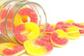 Peach Rings Stock Photography - 23505122