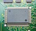 Electronic Circuit Chip On Board Stock Photo - 23513140