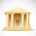 Bank Building Stock Photography - 23515512