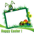 Easter Frame Stock Images - 23527874