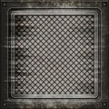Manhole Cover (Seamless Texture) Stock Images - 23534694