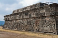 The Temple Of The Feathered Serpent Xochicalco Royalty Free Stock Image - 23535706