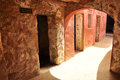 Rooms Of Slaves, House Of Slaves , Senegal Royalty Free Stock Images - 23546559
