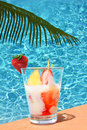 Exotic Cocktail Royalty Free Stock Images - 23554869