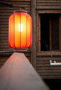 Red Lantern Royalty Free Stock Image - 23557016
