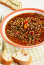 Lentil Dish Stock Photography - 23568192