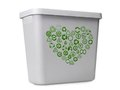 Recycle Bin Royalty Free Stock Image - 23580416