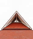 Gable Roof Stock Photography - 23584322