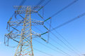 Power Transmission Tower Stock Images - 23586274