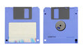 Old Diskette Stock Image - 23599711
