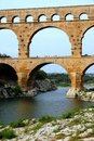 Roman Ancient Aqueduct Royalty Free Stock Photography - 2361767
