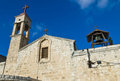The Greek Orthodox Basilica Of The Annunciation Stock Photography - 23609622