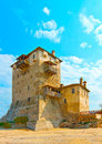 Ol Building In Mountain Athos Royalty Free Stock Photography - 23617137