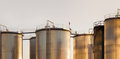 Industrial Tanks Royalty Free Stock Images - 23629689
