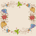 Colorful Frame Royalty Free Stock Images - 23629789
