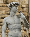 Statue Of David, Florence, Italy Royalty Free Stock Photo - 23635545