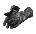 Motorcycle Gloves Isolated With Clipping Patch Royalty Free Stock Photos - 23677318